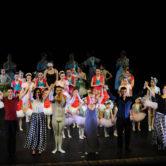"""CHÓROS - SAGGIO FINALE   """"TRITTICO""""  """"Le Quattro Stagioni""""  """"Incursioni Contemporanee""""  Suite da """"Lo Schiaccianoci""""   Dance School: Chóros  Teachers: Marcella Azzali • Direzione Artistica, Danza Classica Laura Merli • Propedeutica, Danza Classica Alessandro Calvani • Repertorio, Passo a Due Brenno Simonetti • Danza di Carattere Andrea Colli • Danza Contemporanea Camilla Peretti • Danza Contemporanea  Staff: Erminio Cella • Pianoforte Helge Diekmann • Amministrazione Anna Scauro Segreteria   Location: Teatro Comunale Carlo Rossi Piazza del Popolo, 15 26841 Casalpusterlengo (LO)"""